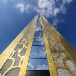 تصویر - Dubai Frame , اثر معمار Fernando Donis , امارات متحده عربی - معماری