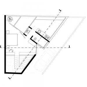 تصویر - خانه مسکونی Saint Peter , اثر تیم طراحی Proyecto Cafeina و Estudio Tecalli , مکزیک - معماری