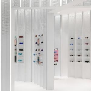 تصویر - طراحی داخلی فروشگاه عینک N3ON , اثر تیم طراحی Linehouse , چین  - معماری