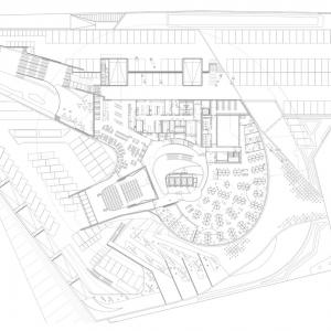 تصویر - ساختمان اداری OEAMTC , اثر تیم طراحی Pichler و Traupmann Architekten , اتریش - معماری
