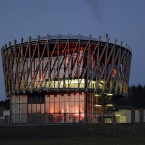عکس - نیروگاه Bio Mass , اثر تیم طراحی Matteo Thun & Partners , آلمان