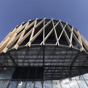 تصویر - نیروگاه Bio Mass , اثر تیم طراحی Matteo Thun & Partners , آلمان - معماری
