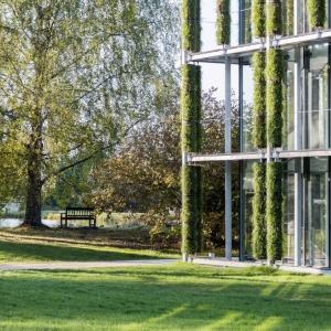 تصویر -  آزمایشگاه باغ گیاه شناسی VU , اثر استودیو طراحی Paleko architektu studija , لیتوانی - معماری