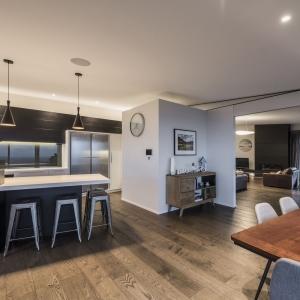 تصویر - خانه مسکونی Mt Pleasant , اثر تیم طراحی Cymon Allfrey Architects , نیوزیلند - معماری