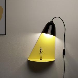 تصویر - شلف نورانی،لامپ متفاوت طراحی شده توسط Jong-su Kim - معماری