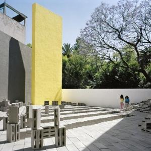 تصویر - معمار مکزیکی و طراحی هجدهمین پاویون سرپنتین 2018 - معماری
