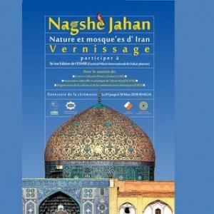 عکس - سنگال میزبان هنر معماری مسجدهای ایرانی شد