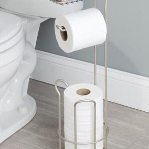 تصویر - 10 ایده شگفت انگیز و کاربردی که در حمام شما معجزه می کنند. - معماری
