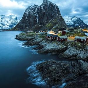 تصویر - شادترین کشورهای جهان در سال 2017 - معماری