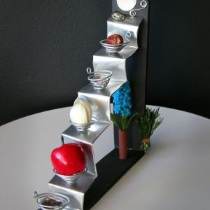 تصویر - هفت سین های کوچک و جمع و جور - معماری