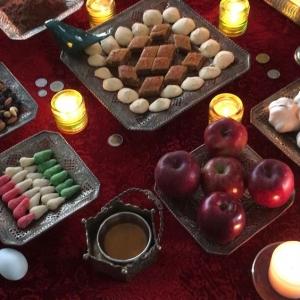 تصویر - انواع ظروف مورد استفاده در سفره هفت سین ایرانی - معماری