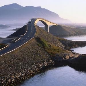 تصویر - 15 تا از ترسناکترین پل های جهان - معماری