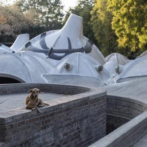 تصویر - 21 تصویر از کار های بالکریشنا دووشی برنده جایزه پریتزکر در سال 2018 - معماری