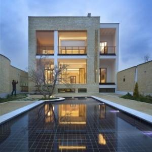 تصویر - خانه کبوتر   بهترین ساختمان سال شد , برگزیدگان دومین دوره جایزه ساختمان سال ایران معرفی شدند - معماری