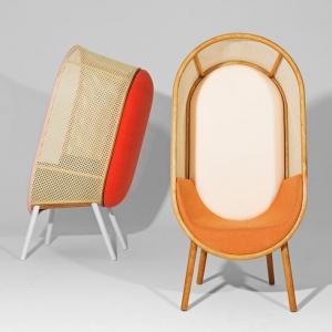 عکس - صندلی راحتی مدرن کاری از Kevin Hviid و  Martin Kechayas