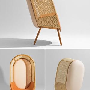 تصویر - صندلی راحتی مدرن کاری از Kevin Hviid و  Martin Kechayas - معماری