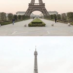 عکس - پاریس را در چین مشاهده کنید.