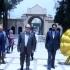 عکس - شناسنامه مرمتی آثار موزه هنرهای معاصر صنعتی کرمان تهیه میشود