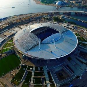 عکس - نگاهی به محل برگزاری اولین بازی ایران در جام جهانی 2018 روسیه