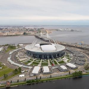 تصویر - نگاهی به محل برگزاری اولین بازی ایران در جام جهانی 2018 روسیه - معماری