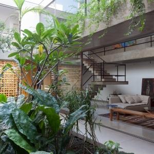 تصویر - نور طبیعی و تهویه در 16 حیاط مدرن - معماری