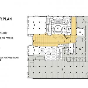 تصویر - ایستگاه مترو Bay Area , اثر تیم طراحی Perkins و Will , ایالات متحده امریکا - معماری