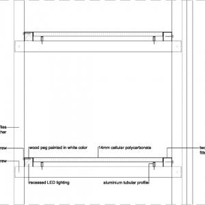 تصویر - طراحی داخلی فروشگاه کیف , اثر تیم طراحی DearDesign , اسپانیا - معماری