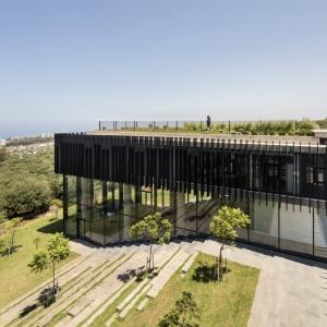 عکس - مرکز مطالعات عربی Sheikh Nahyan , اثر تیم طراحی Fouad Samara Architects , لبنان