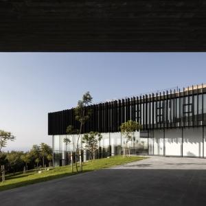 تصویر - مرکز مطالعات عربی Sheikh Nahyan , اثر تیم طراحی Fouad Samara Architects , لبنان - معماری