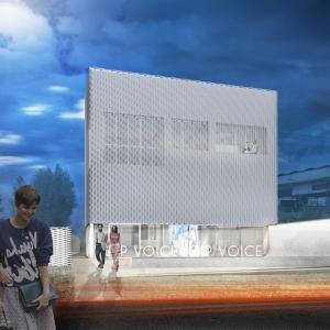 عکس - دفتر مرکزی VoipVoice , اثر تیم طراحی LDA.iMdA architetti associati , ایتالیا