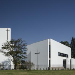 عکس - کلیسا Santa Cecilia ، اثر تیم طراحی FBD Arquitectura y Diseno Urbano و Veronica Lopez ، کلمبیا