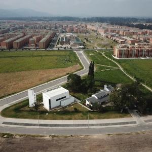 تصویر - کلیسا Santa Cecilia ، اثر تیم طراحی FBD Arquitectura y Diseno Urbano و Veronica Lopez ، کلمبیا - معماری