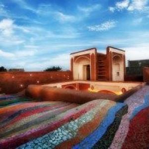 تصویر - خانه فرهنگ آفتاب برنده جایزه یونسکو 2017 شد - معماری