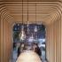 عکس - طراحی داخلی رستورانی در نیویورک