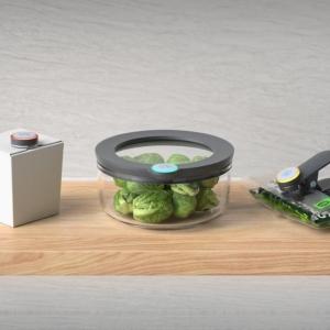 عکس -  با برچسبهای هوشمند،مواد غذایی در حال خراب شدن را تشخیص دهید.