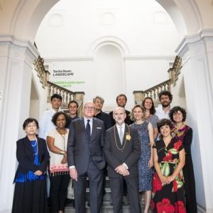 تصویر - علیرضا تغابنی از ایران برنده جایزه دورفمن رویال آکادمی لندن ( Royal Academy Of Arts Inaugural Architecture Awards ) - معماری