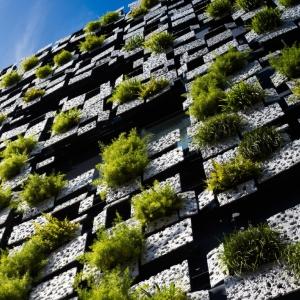 تصویر - 30 پلان،مقطع و جزئیات از ساختمانهای پایدار - معماری