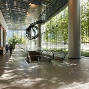 تصویر - الهام از معماری کره در برجهای اداری سامسونگ - معماری