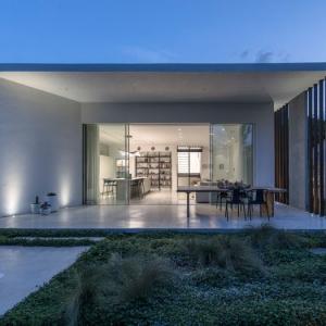عکس - خانه مسکونی Pavilion House , اثر تیم طراحی Tal Goldsmith Fish