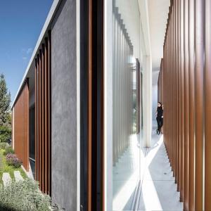 تصویر - خانه مسکونی Pavilion House , اثر تیم طراحی Tal Goldsmith Fish - معماری