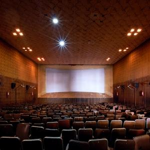 تصویر - مجموعه تصاویر استفان زوچه از سینماهای خیره کننده و مدرن جنوب هند - معماری