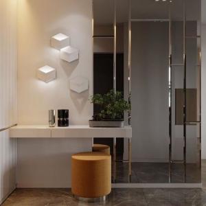 تصویر - آینه های مناسب فضای ورودی - معماری
