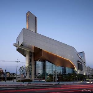 عکس - مرکز فرهنگی Bujeon Glocal Vision , اثر تیم طراحی Lee Eunseok و Atelier KOMA , HEERIM Architects و Planners , کره جنوبی