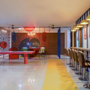 تصویر - دفترکار Esquire ، اثر تیم طراحی Studio Bipolar ، هند - معماری