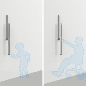 عکس - دوش هوشمند با قابلیت استفاده برای معلولین