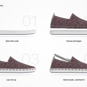 تصویر - کفشی که خراب نمی شود و تنها تغییر می کند. - معماری