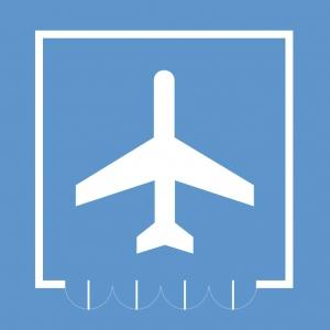 عکس - فرودگاهها:نمونه هایی در پلان و مقطع
