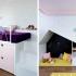 عکس - ایده های مدرن و خلاقانه برای اتاق خواب کودک