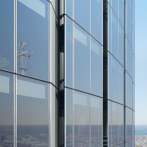 تصویر - مرتفع ترین برج اقامتی Boston , اثر تیم طراحی Pei Cobb Freed , آمریکا - معماری
