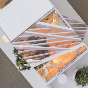 تصویر - MINI Living Urban Cabin , اثر تیم طراحی FreelandBuck , آمریکا - معماری